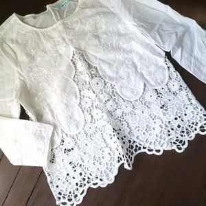 Embroidered Top by Kimchi Blue